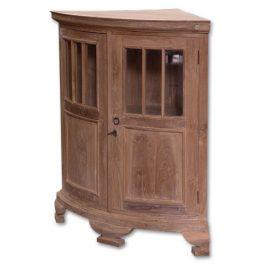 corner cabinets e cipango home decoration teak. Black Bedroom Furniture Sets. Home Design Ideas