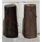 Recipient en bambou 2484