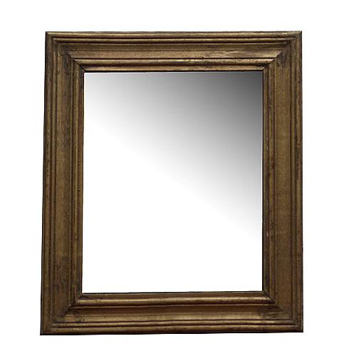 Miroir Doré Classique 698