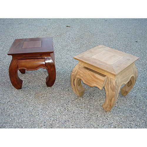 Chevet Opium 2453 E Cipango Home Decoration Teak