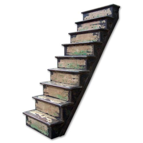 Escalier 1142